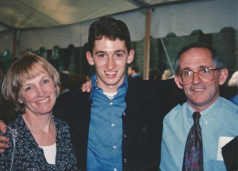 Helen McIlvaine, 9/11 Victim Bobby McIlvaine and Robert McIlvaine